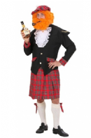 Scottish Man Deluxe Costume (7436)